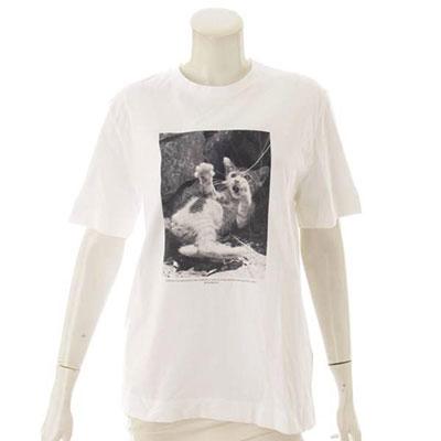 ジルサンダー キャット Tシャツ