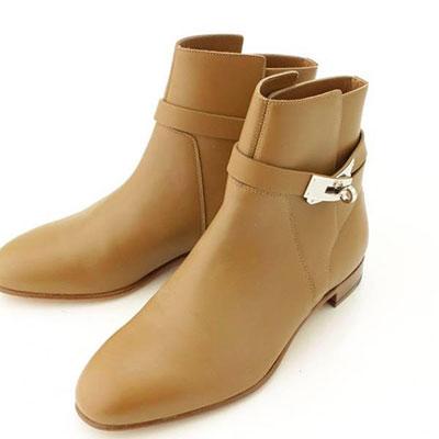 エルメス ケリー ショートブーツ ネオ 162133Z 靴