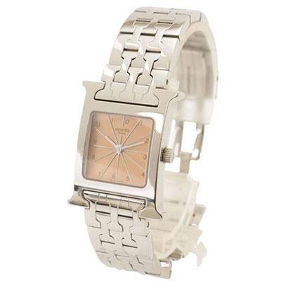 エルメス Hウォッチ クォーツ SS 腕時計 HH.210
