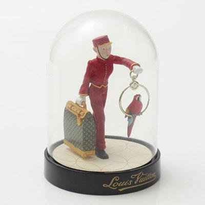 ルイヴィトン 2012年 顧客限定 ノベルティ ページボーイ スティーマバッグ オブジェ