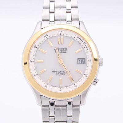 シチズン エコドライブ 電波腕時計 H415-S033039