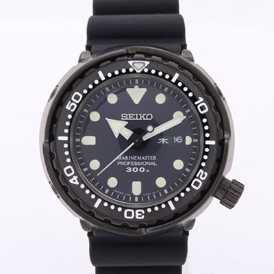 セイコー SEIKO プロスペックス マリンマスター SBBN035 クォーツ 腕時計