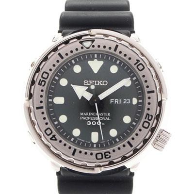セイコー SEIKO プロスペックス マリンマスター SBBN033クォーツ 腕時計