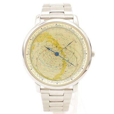 シチズン アストロデア 全天イエロー 天体表示時計 AST92-2003