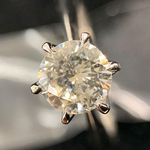 ダイヤモンド 1.07ct