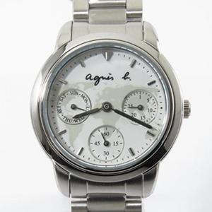 アニエスベー ワールドマップ 腕時計