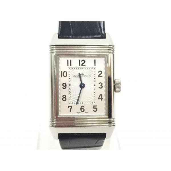 ジャガールクルト レベルソ クラシックスモール 211.8.47 腕時計