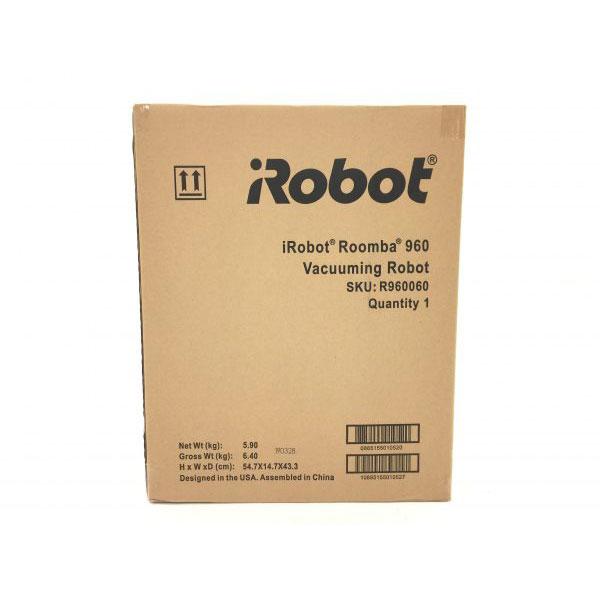 アイロボット ルンバ960 ロボット掃除機 R960060