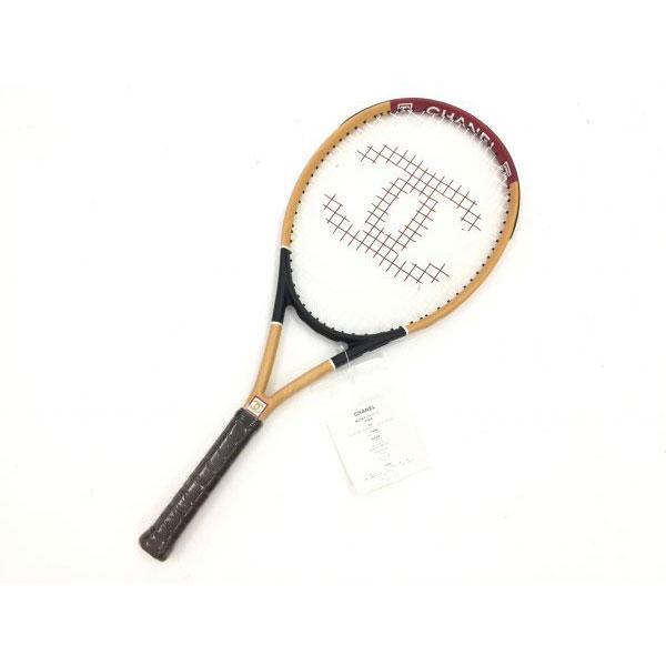 シャネルスポーツ ココマーク テニスラケット