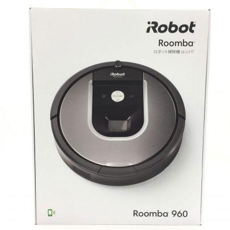 アイロボット ロボット掃除機ルンバ 960