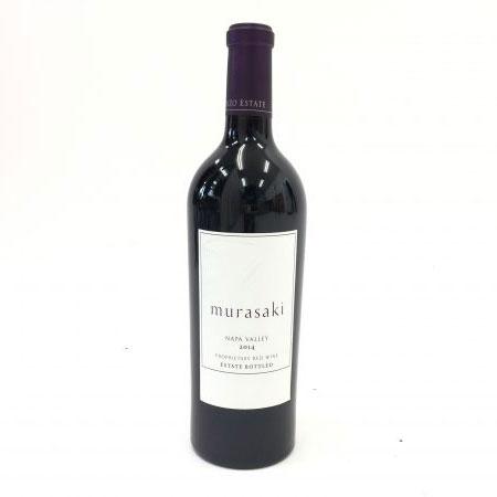 ケンゾーエステイト(エステート) murasaki 紫 2014 赤ワイン
