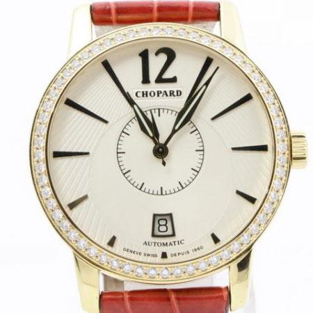 L.U.C ツイン クロコダイル ダイヤモンド 腕時計 17/1880-20