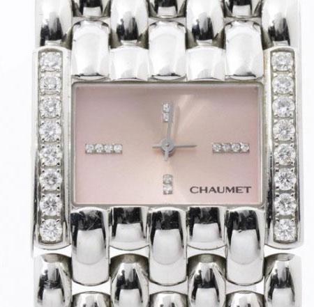 ショーメ ケイシス ダイヤモンド 腕時計