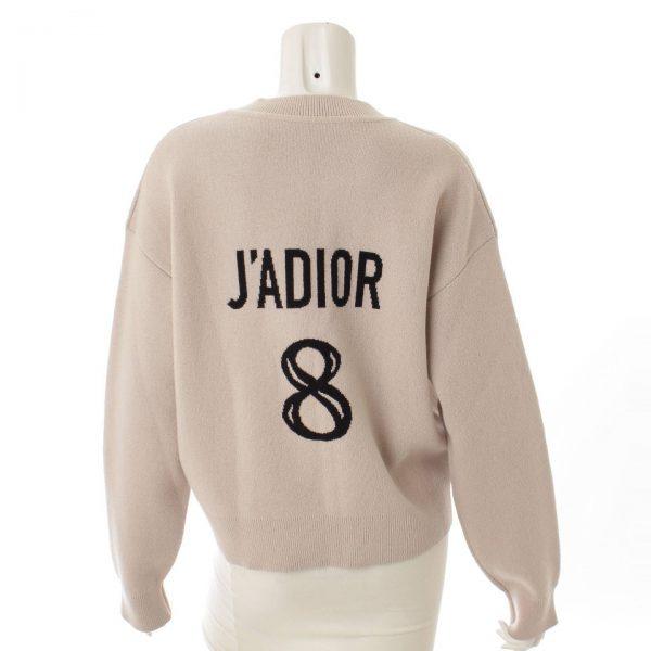 クリスチャン ディオール(Christian Dior) j'adior 8 カシミヤ ニット セーター