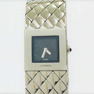 シャネル マトラッセ H0009 腕時計