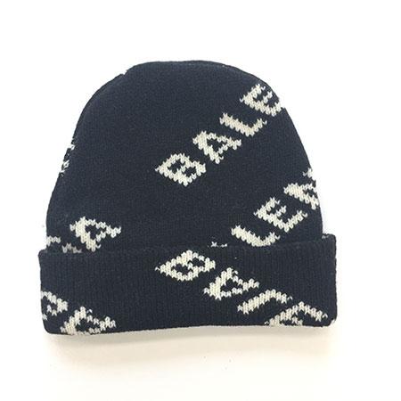 バレンシアガ ニット帽