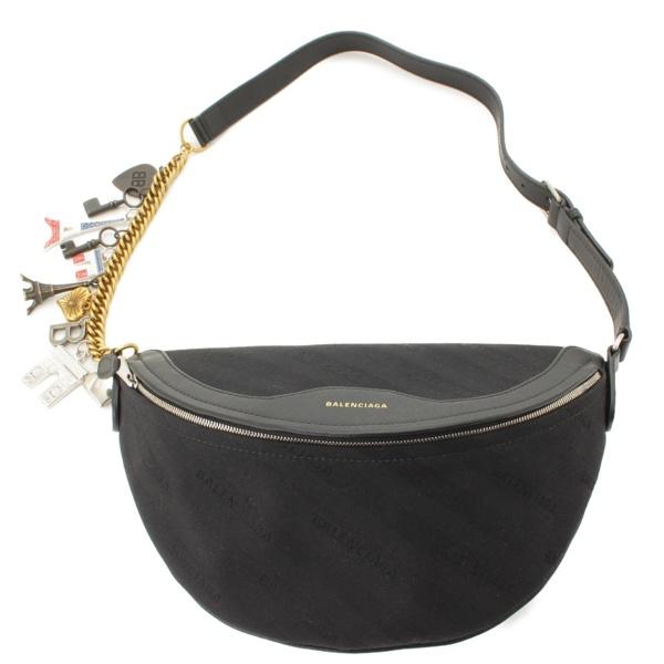 バレンシアガ スーベニアベルトバッグ
