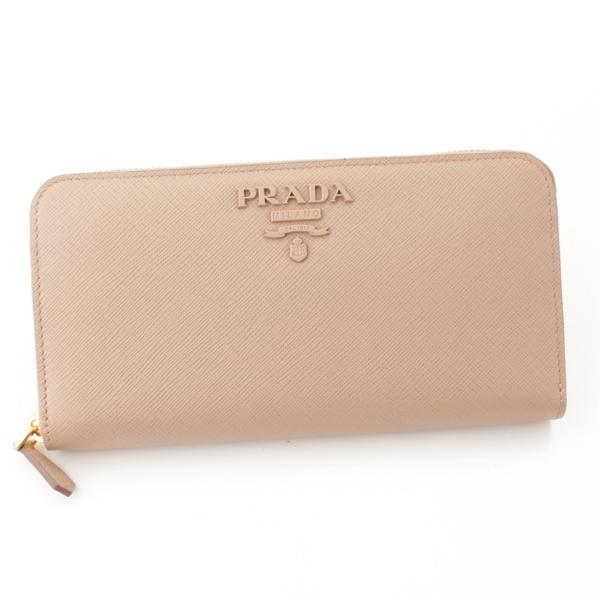 プラダ サフィアーノ 長財布