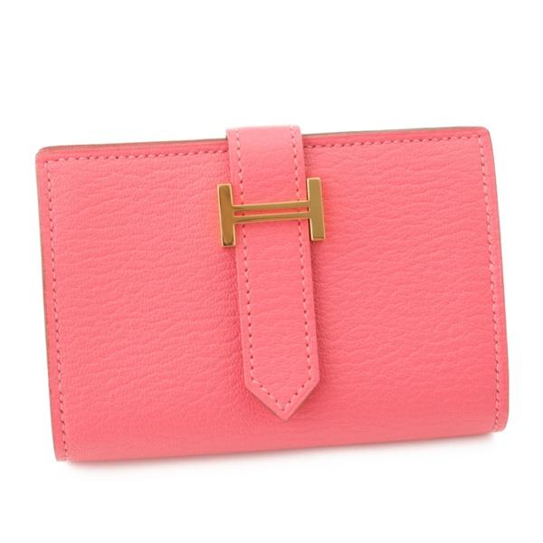 エルメス べアンコンパクト 財布
