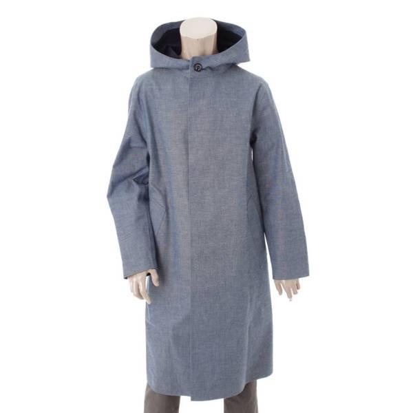 HYKE マッキントッシュコラボ コート