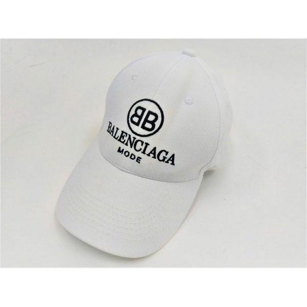 バレンシアガ ベースボールキャップ 帽子 偽物(コピー品)の見分け方