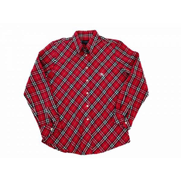 バーバリー ロンドン シャツ 衣類 偽物(コピー品)の見分け方