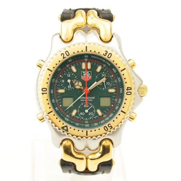 タグホイヤー セルシリーズ セナモデル クォーツ 腕時計 CG1124-0