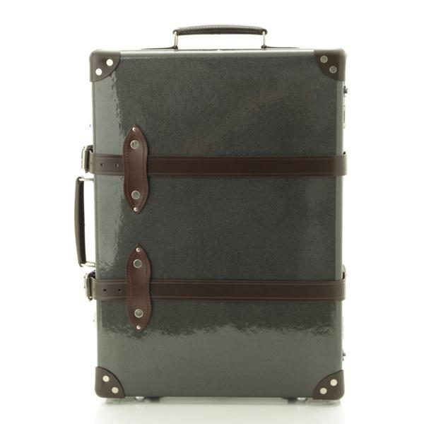 グローブトロッター ロワイヤル 20インチ スーツケース グレー