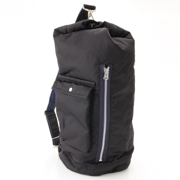 サカイ POTERコラボ MA-1 Duffle Bag