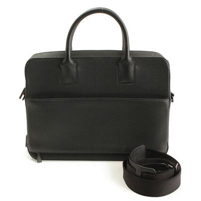 ダンヒル メンズ シャーシ 2WAY ビジネスバッグ ブラック