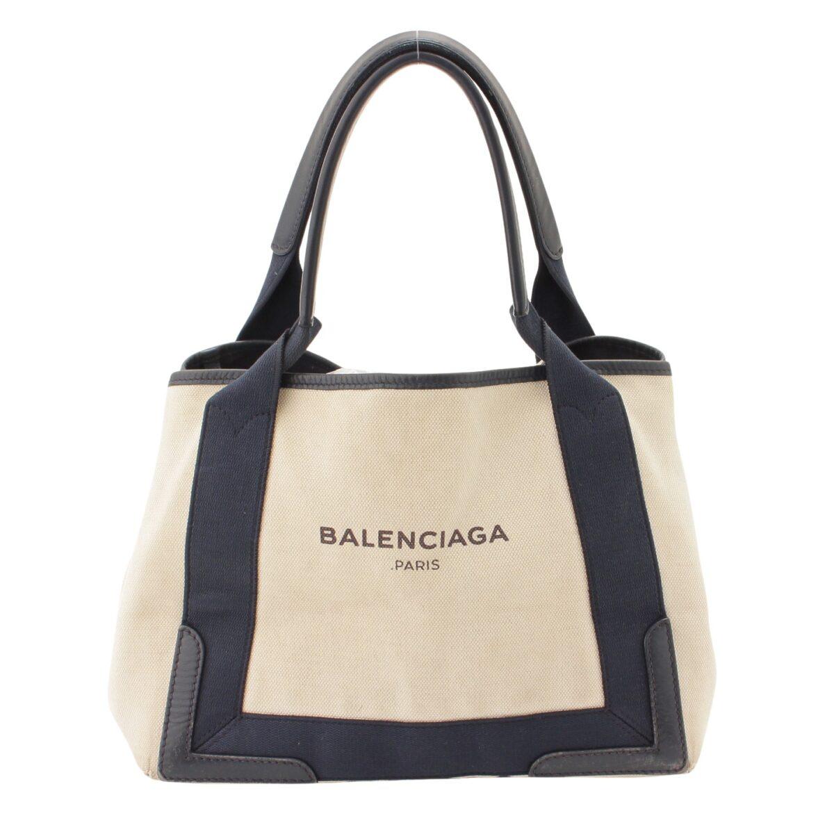 バレンシアガ カバス キャンバス トートバッグ