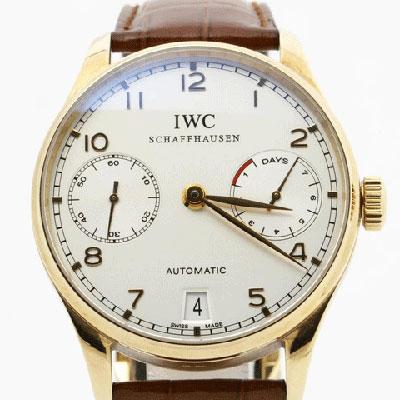 IWC ポルトギーゼ 7デイズ 750