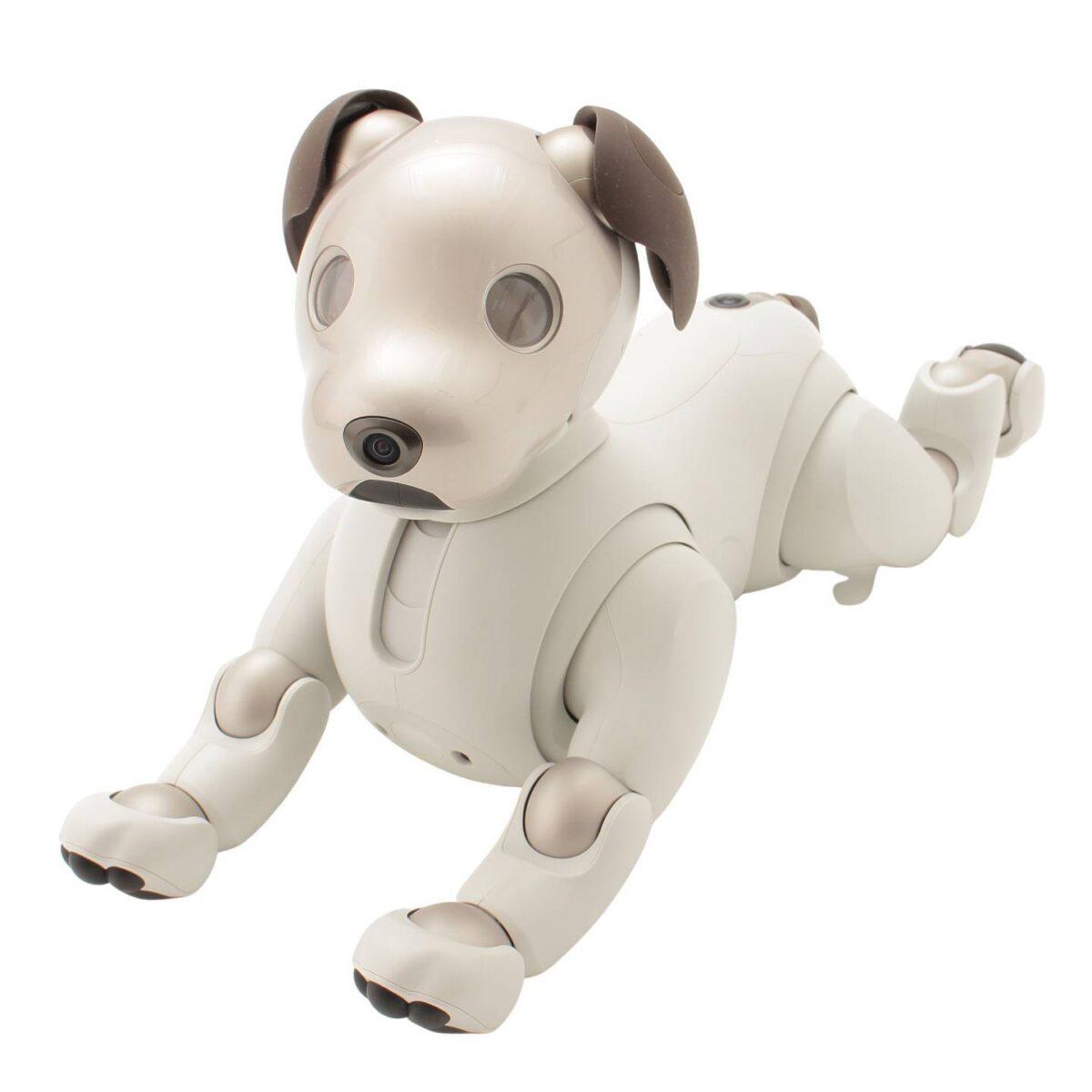 ソニー SONY アイボ aibo 犬 ペットロボット ERS-1000 ホワイト