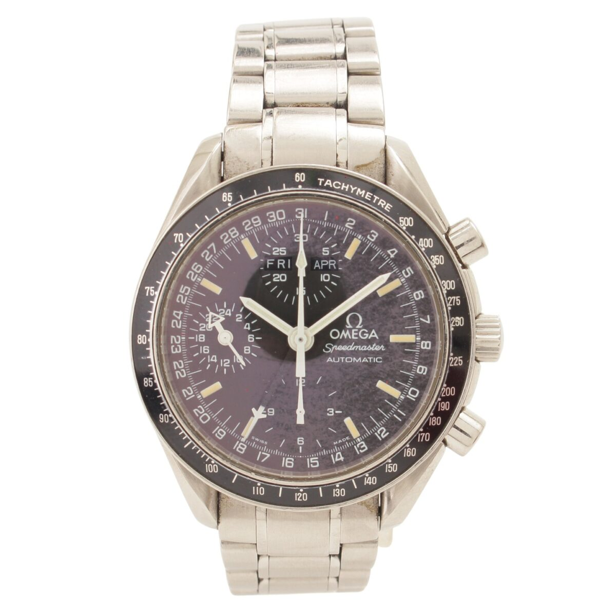 3520.50 スピードマスター マーク40 コスモス 自動巻き 腕時計