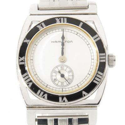 ハミルトン パイピングロック 手巻き時計