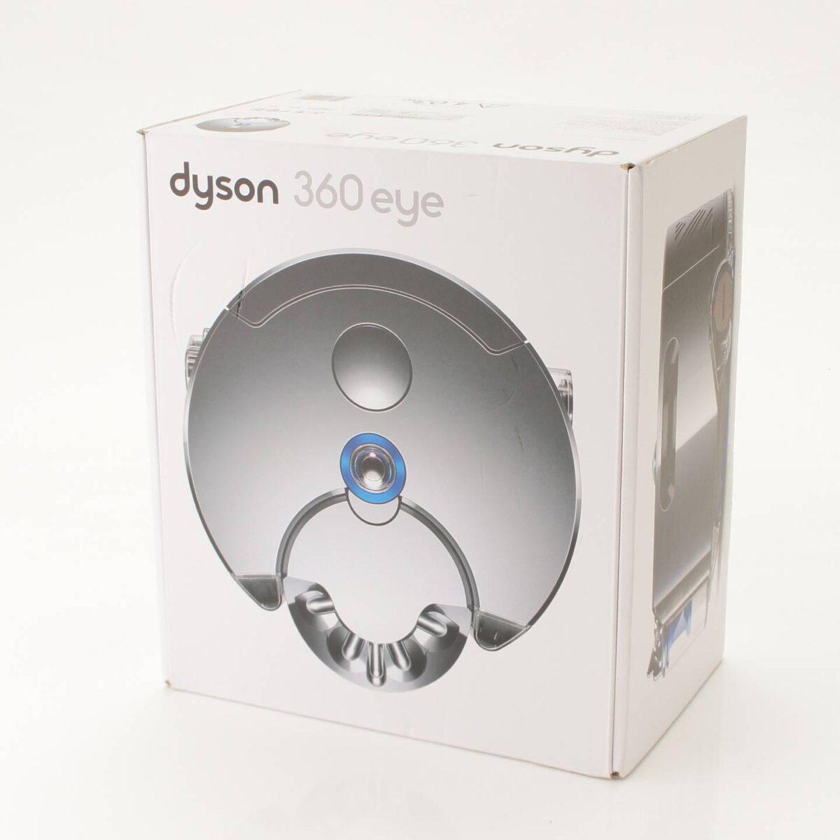 ダイソン ロボット掃除機 360 eye RB01 ブルー