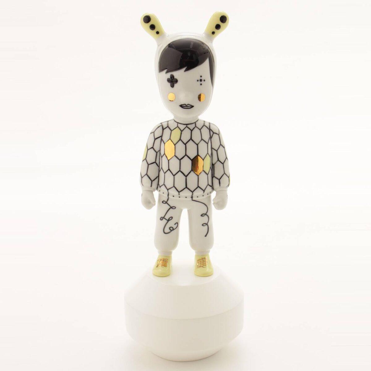 リヤドロ The Guest by Jaime Hayon-Little 陶器人形 置物 インテリア 7283