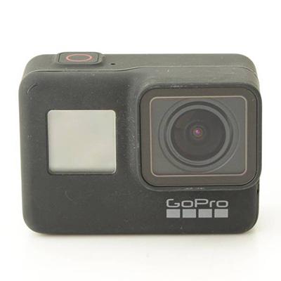 ゴープロ GoPro HERO7 BLACK 防水カメラ