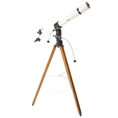 Nikon ニコン 8cm アンティーク 天体望遠鏡 架台付