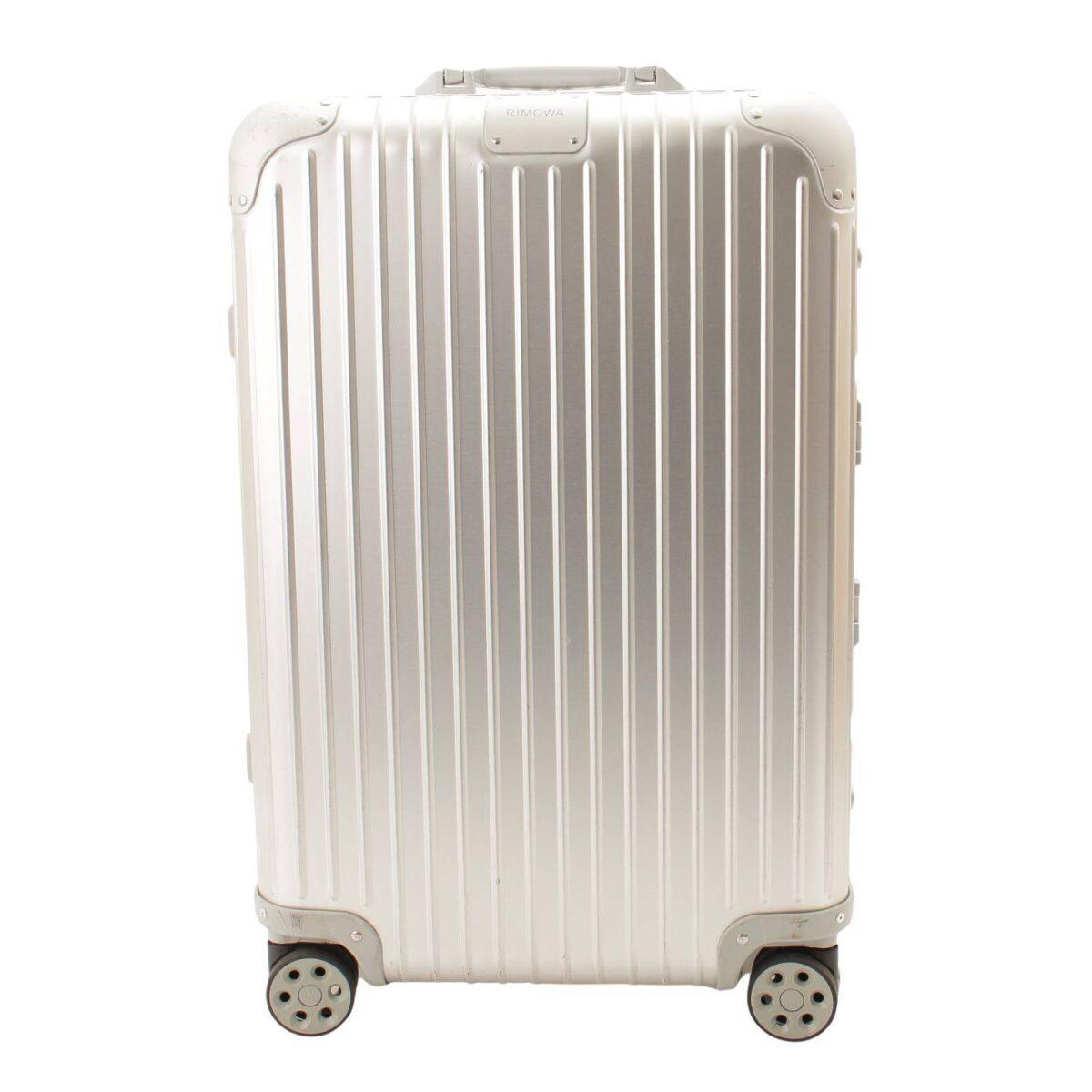 リモワ Check-In M チェックイン スーツケース キャリーバッグ 60L オリジナル