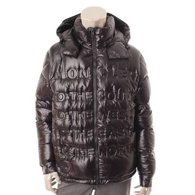 モンクレール ジーニアス ×フラグメントデザイン MAKINNON ダウンジャケット ブラック 1