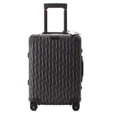 リモワ×ディオール CABINスーツケース ブラック 1DRTR002YWZ