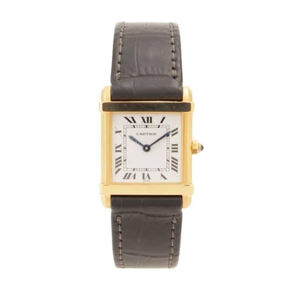 カルティエ タンクシノワーズSM 腕時計