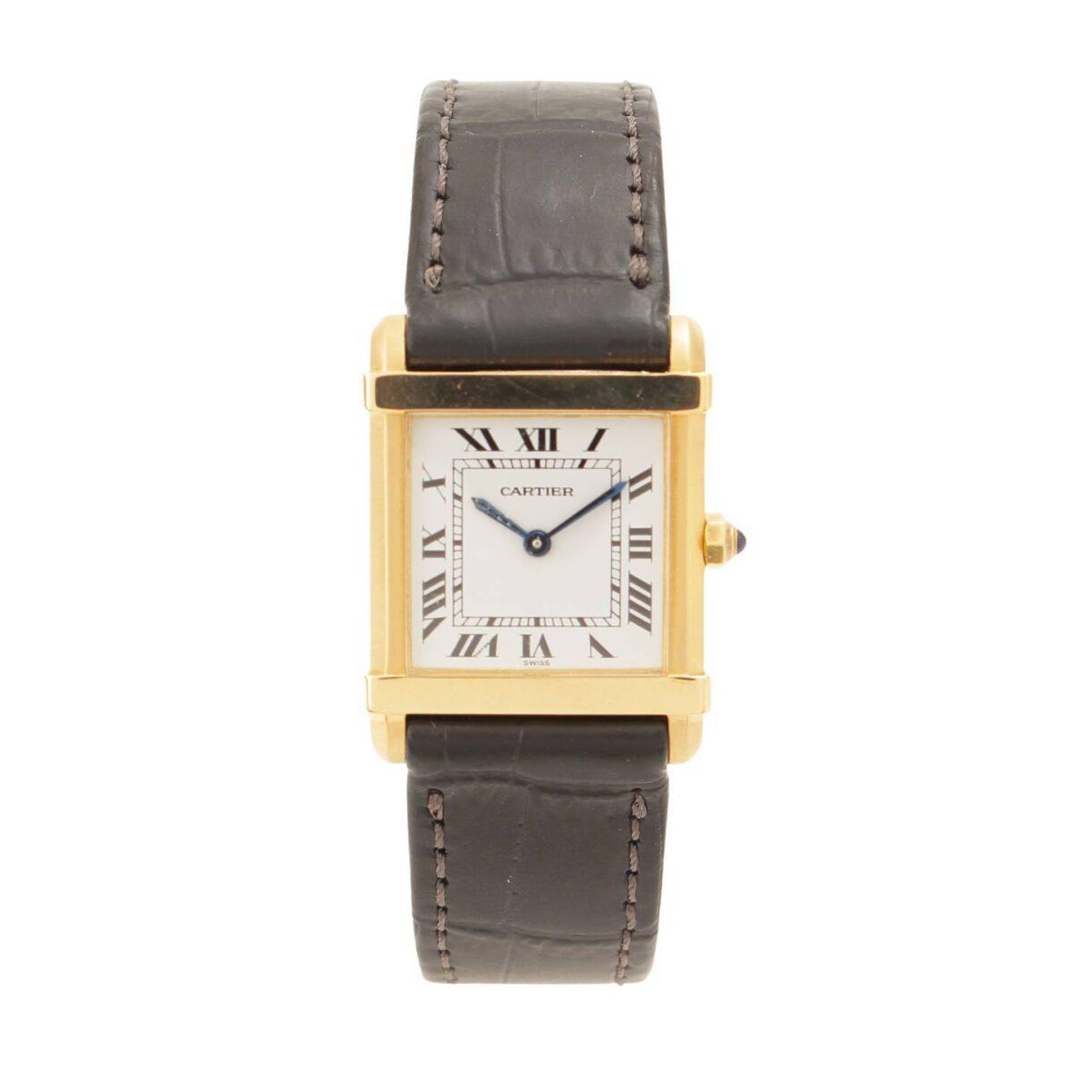 Cartier タンクシノワーズSM